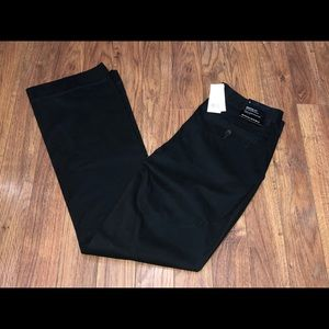 Brand new Banana Republic Black slacks size 6